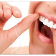 Dr. Vasilakos, flossing teeth teeth